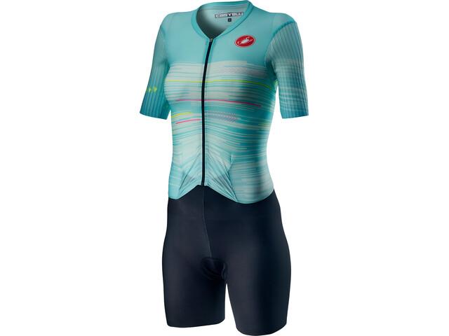 Castelli PR Kombinezon wyścigowy Kobiety, glacier lake